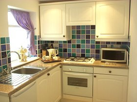 Holiday Cottage Kitchen