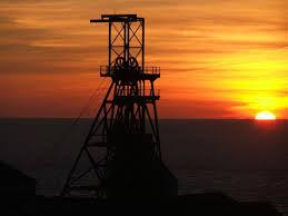 Geevor Tin Mine Sunset